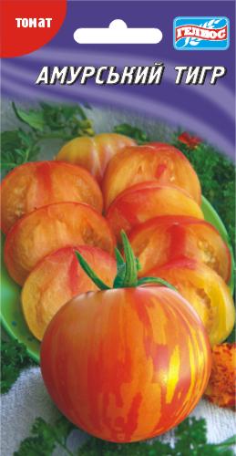 Семена томатов Амурский тигр 25 шт.