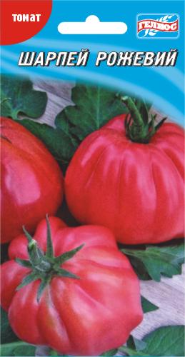 Семена томатов Шарпей розовий 25 шт.