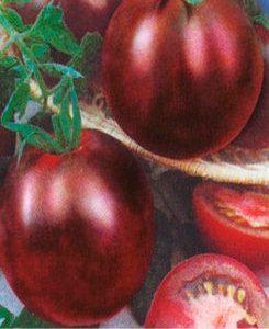 Семена томатов Де барао черный
