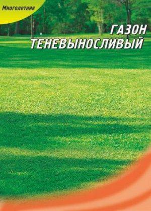Смесь газонных трав Газон Теневыносливый  500 г