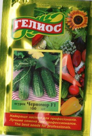 Семена огурцов  партенокарпических Черномор F1 100 шт.