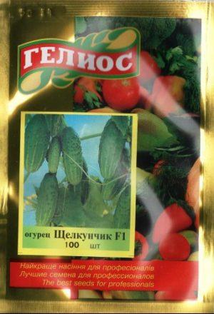 Семена огурцов  партенокарпических Щелкунчик F1 100 шт.
