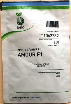 Семена огурцов  партенокарпических Амур F1 1000 шт.