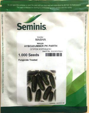 Семена огурцов  партенокарпических Маша F1 1000 шт.