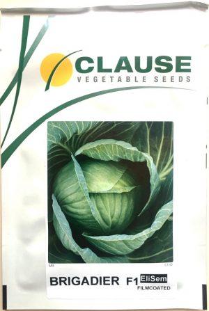Семена капусты белокачанной Бригадир F1 2500 шт.