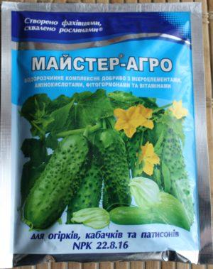 Мастер-Агро NPK 22.8.16 100 г