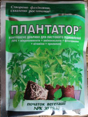 Плантатор 30.10.10 листовое подкармливание 25 г