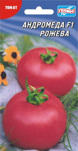 Семена томатов Андромеда розовая F1 20 шт.