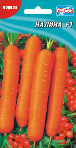 Семена моркови Калина F1 1000 шт.