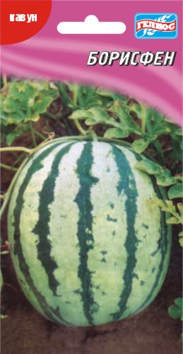 Семена арбуза Борисфен 20 шт.