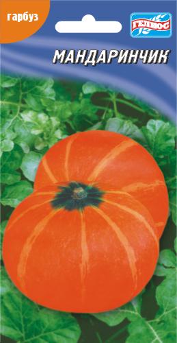 Семена тыквы Мандаринчик  5 шт.