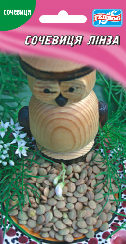 Семена чечевицы Линза 5 г