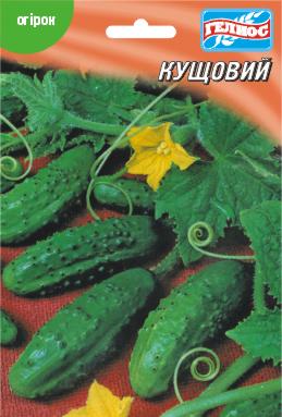 Семена огурцов пчелоопыляемых Кустовой 10 г