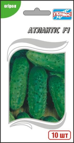 Семена огурцов пчелоопыляемых Атлантис F1 10 шт.