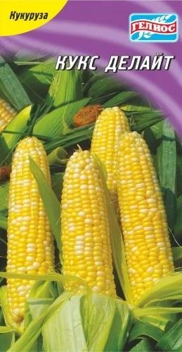 Семена кукурузы сахарной Кукс Делайт 10 шт.
