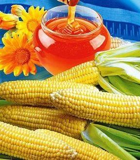 Семена кукурузы сахарной Медунка